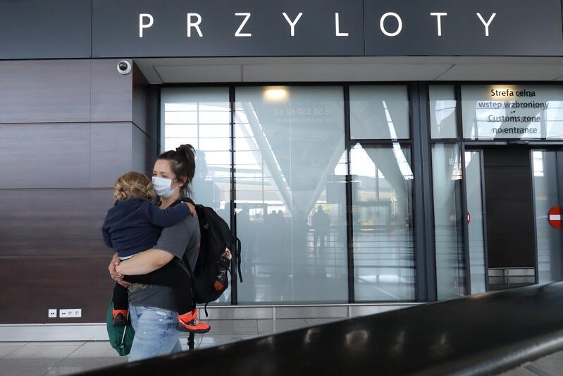 Pierwsze przyloty w regularnym ruchu lotnicznym po przerwie związanej z pandemią koronawirusa nastąpiły 1 czerwca 2020 r.