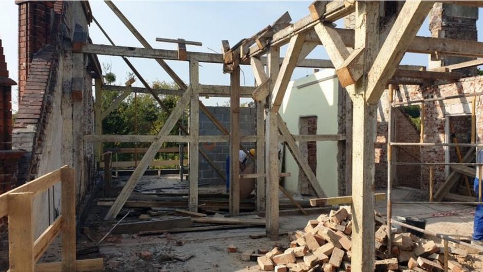 W zabytkowym budynku przebudowane zostanie całe poddasze