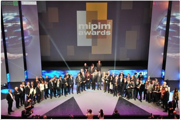 Ceremonia wręczenia nagród odbyła się w Paryżu. Fot. mat. prasowe