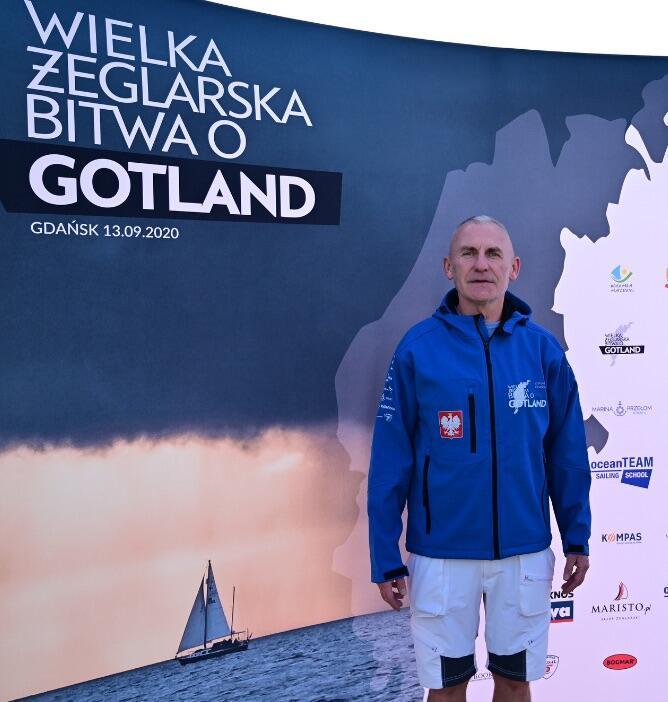Piotr Falk na jachcie Bluesina (Akademicki Klub Morski) pokonał trasę Bitwy o Gotland w czasie 78 godzin 16 minut 32 sekundy