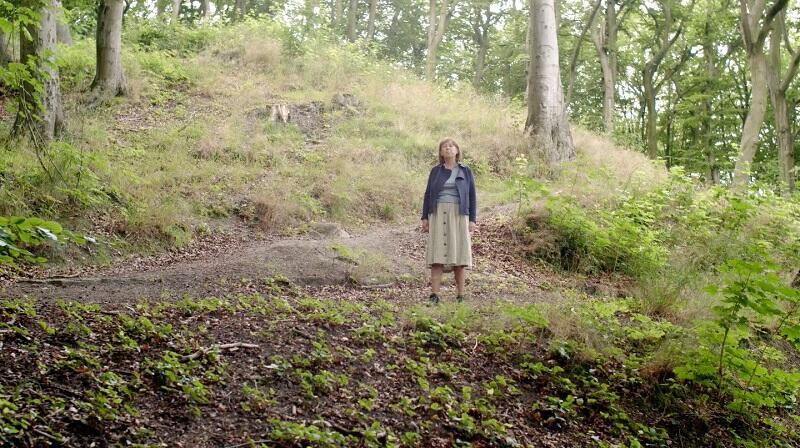Katarzyna Rozmarynowska - kadr z filmu
