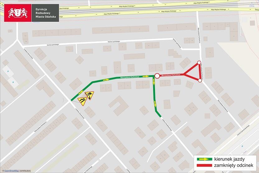 karłowicza mapa 09