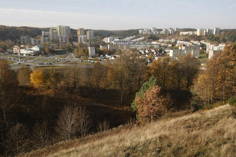Osiedle Niedźwiednik to część dzielnicy Brętowo