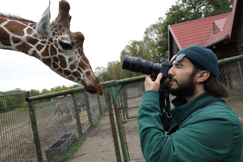 Złota jesień w zoo to konkurs fotograficzny dla tych, którzy mają ochotę uchwycić piękno mieszkańców Gdańskiego Ogrodu Zoologicznego na tle kolorystycznego bogactwa jesieni