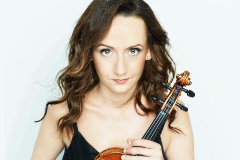 Skrzypaczka Agata Szymczewska, laureatka Konkursu Wieniawskiego w 2006 roku, wystąpi w piątek w Filharmonii Bałtyckiej na Ołowiance
