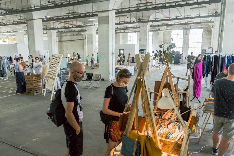 Bakalie 2020 edycja jesienna - targi młodej sztuki, mody i designu ponownie odbywają się w Plenum