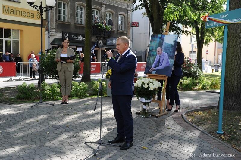 Tadeusz Truskolaski prezydent Białegostoku i prezes zarządu Unii Metropolii Polskich