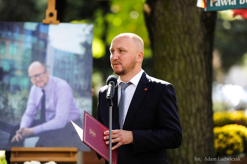 Łukasz Prokorym przewodniczący Rady Miasta Białystok
