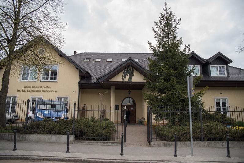 Hospicjum ks. E. Dutkiewicza to największa i najstarsza placówka hospicyjna na Pomorzu, która otacza opieką dzieci i dorosłych