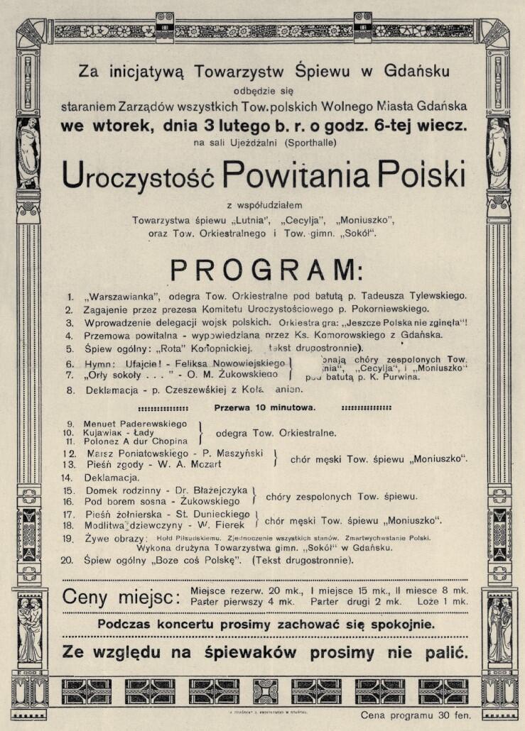 Fot. zbiory Archiwum Państwowego Gdańsk