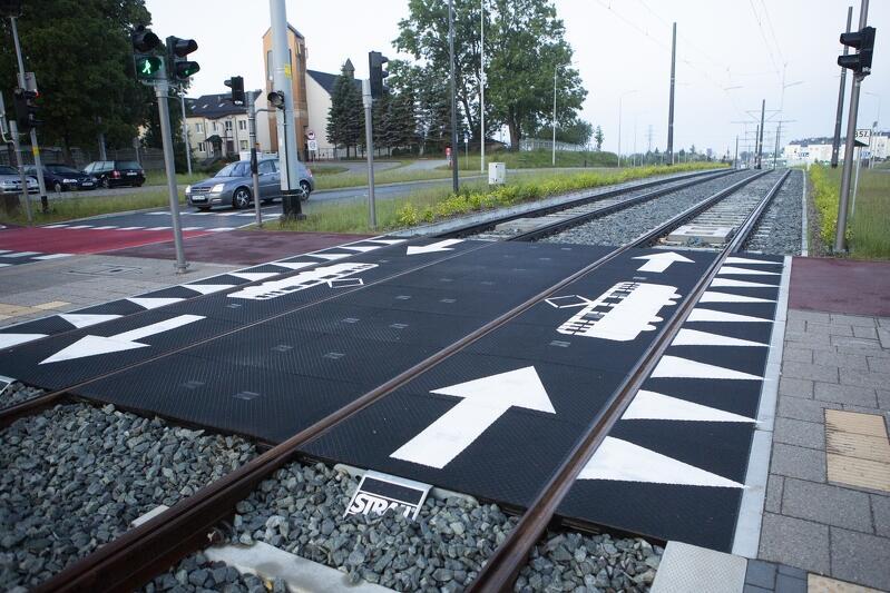Pierwszy regularny kurs przedłużonej linii tramwajowej nr 12 na odcinku węzeł Ujeścisko - al. Adamowicza - ul. Bulońska, 30 czerwca 2020 roku