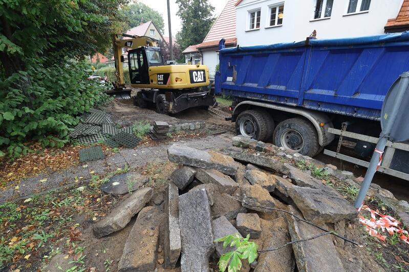 Prace remontowe mają potrwać około dwóch tygodni, czyli do około 20 października