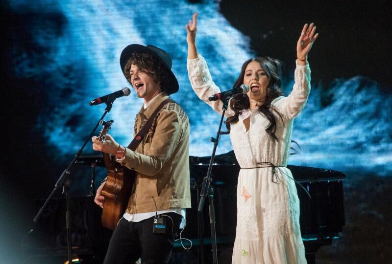 Naviband tworzy dwoje muzyków: Artem Łukjanenko i Ksenia Żuk. Artyści inspirują się białoruską muzyką, tradycją ludową. Bardzo ważna jest dla nich popularyzacja języka białoruskiego. Grupa jest bardzo znanym i wyjątkowym zespołem dla Białorusinów