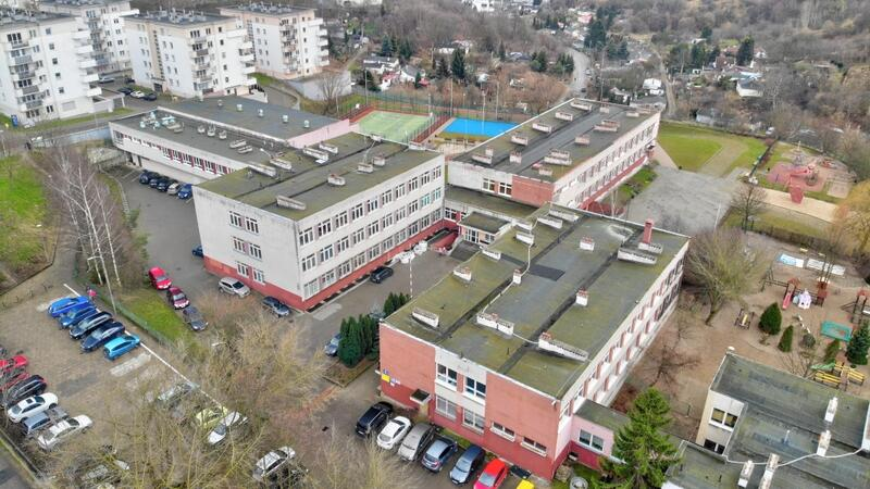 Wkrótce rozpoczną się prace termomodernizacyjne w budynku Szkoły Podstawowej przy ul. Czajkowskiego