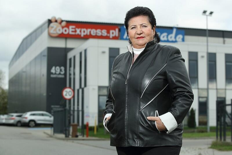 Danuta Bakuła wspólnik w PAR Bakuła spółka jawna, ta gdańska firma rodzinna zainwestowała w Parku Przemysłowo-Technologicznym Maszynowa w Kokoszkach