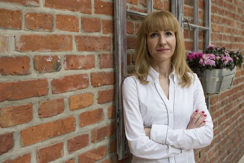 """Katarzyna Wieczorek, psychoterapeuta, prezes Fundacji Wspierania Rodzin """"Przystań"""""""
