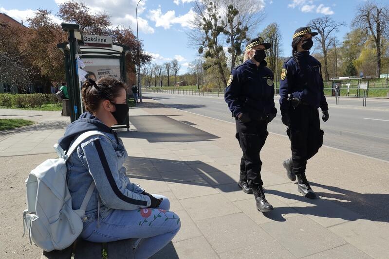 Straż Miejska w Gdańsku ponownie trafiła pod zwierzchnictwo policji