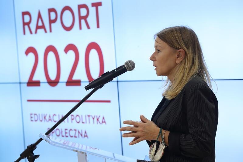 Beata Dunajewska, przewodnicząca Komisji Rodziny i Polityki Społecznej