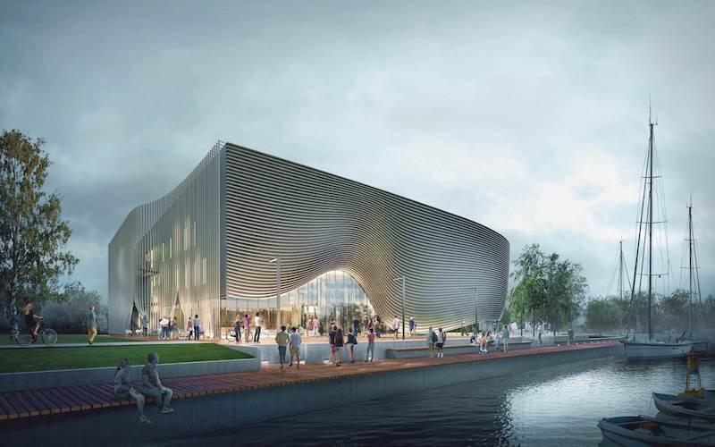 Tak ma wyglądać Muzeum Archeologii Podwodnej i Rybołówstwa Bałtyckiego