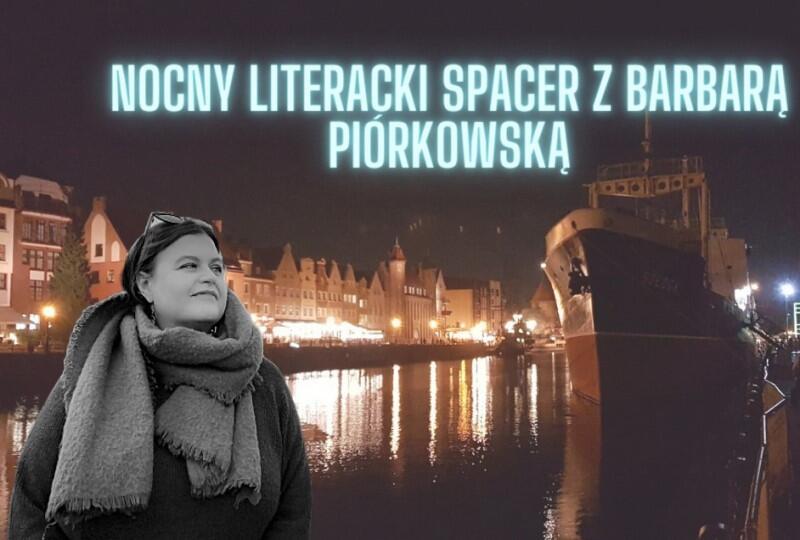 Barbara Piórkowska na literacki spacer on line zabierze czytelników w piątek, 16 października, o godz.