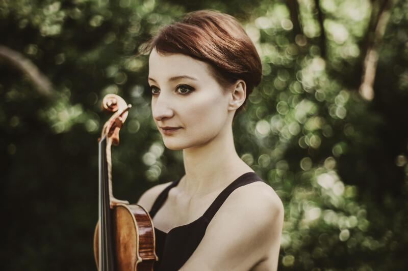 Anna Maria Staśkiewicz jest laureatką wielu konkursów skrzypcowych - zdobyła m.in. III nagrodę na XIII Międzynarodowym Konkursie im. H. Wieniawskiego. Wystąpi w niedzielę, 18 października, w Gdańsku, podczas IX Euro Chamber Music Festival