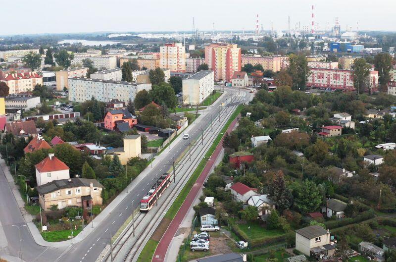 Tramwaje całkowicie wróciły na Stogi latem, tydzień temu przywrócono ruch kołowy na ul.Stryjewskiego
