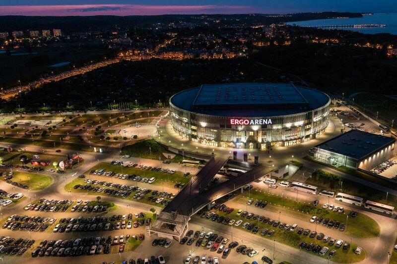 W Hali Ergo Arena od momentu powstania zorganizowano ponad 1200 imprez
