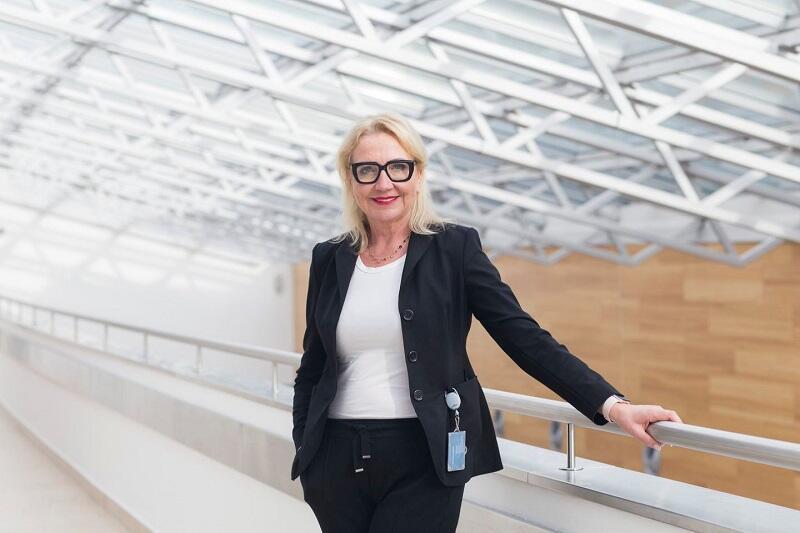 Prof. dr hab. Maria Mazurkiewicz-Bełdzińska