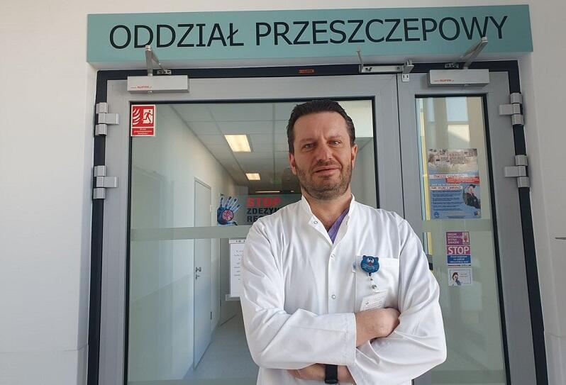 Prof. dr. hab. Krzysztof Kałwak