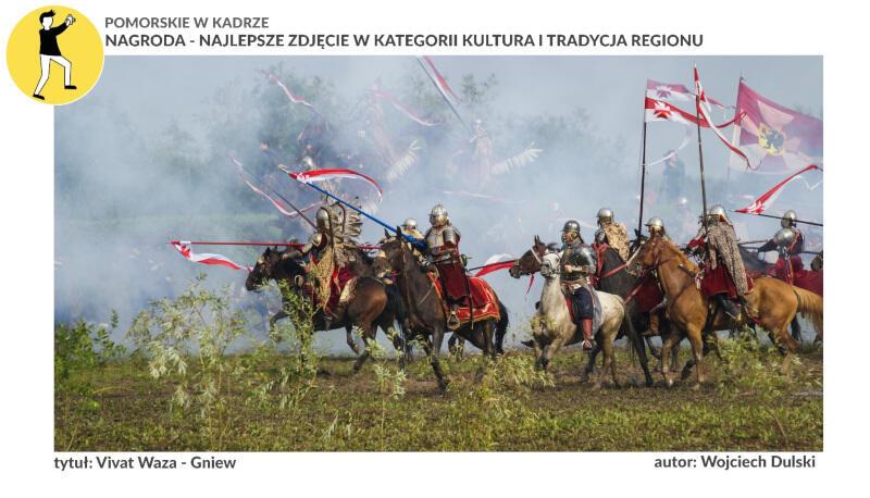 Fotografia Wojciecha Dulskiego została tegorocznym najlepszym zdjęcie, w kategorii Krajobraz - kultura i tradycja regionu