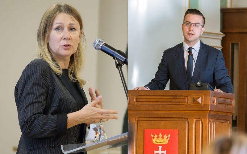 Beata Dunajewska (WdG) i Cezary Śpiewak-Dowbór (KO) będą gośćmi programu Wszystkie Strony Miasta