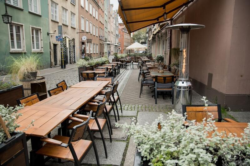 Z myślą o gastronomii oraz innych branżach dotkniętych skutkami pandemii miasto Gdańsk po raz kolejny uruchomiło pakiet wsparcia