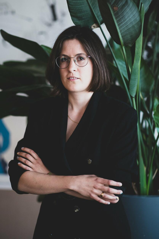 Katarzyna Warzecha, reżyserka filmu, mat. Studio Munka SFP