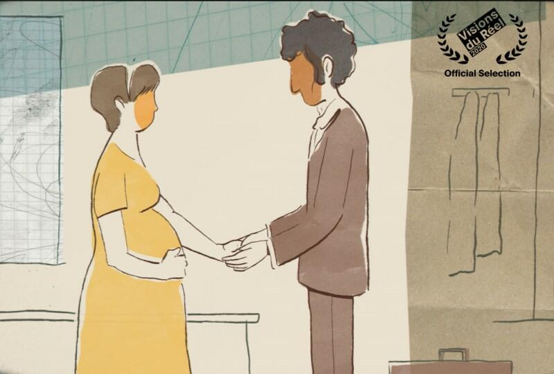 Kadr z filmu We have one heart