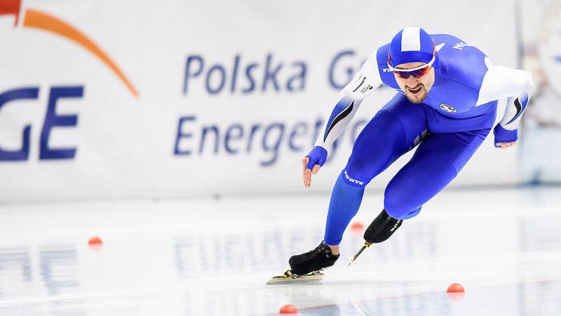 Artur Nogal wygrał na 500 metrów