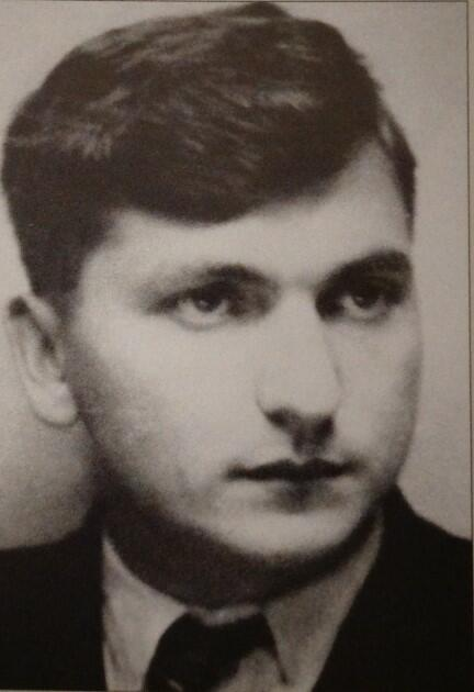 Andrzej Bartz, 1935