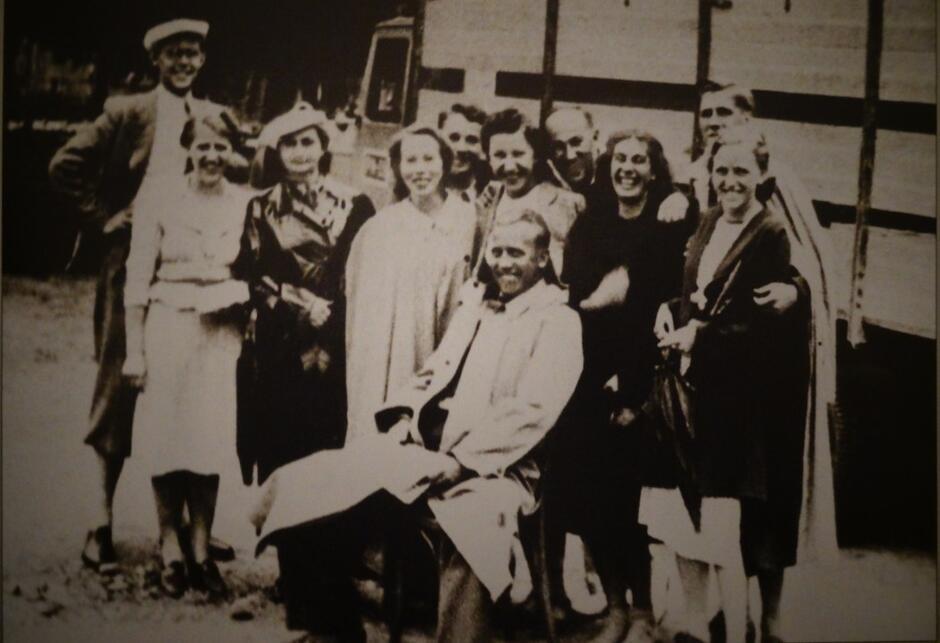 'Skrzat' w Skępem, 1939