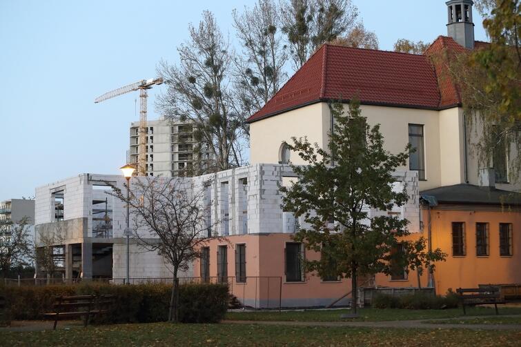 Parafialne przedszkole i żłobek postanowił wybudować jedyny proboszcz w Letnicy ks. ks. Zbigniew Drzał