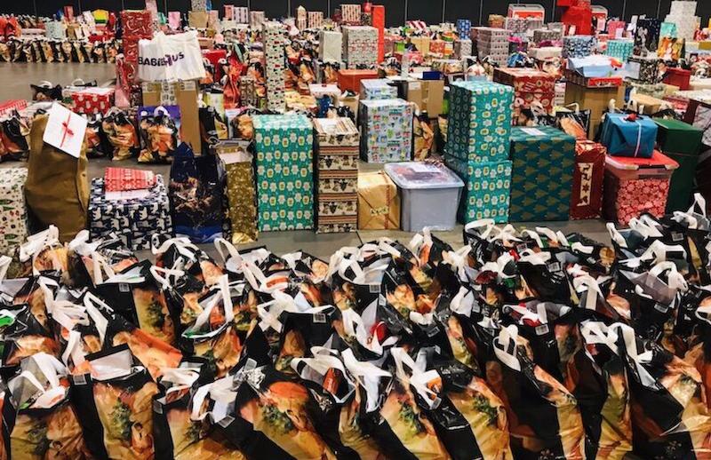 300 z 650 potrzebujących dzieci na pewno dostanie upominki świąteczne. Zostało 350 dzieciaków, którym można umilić świąteczny czas