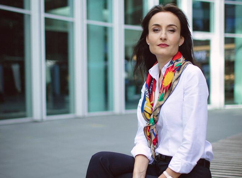 Adwokatka Dominika Leszczyńska-Wielińska, karnistka z 15-letnim stażem