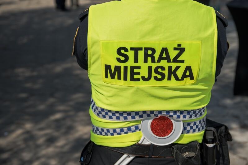 Szeregi Straży Miejskiej w Gdańsku zasiliło w ostatnim czasie blisko 50 osób