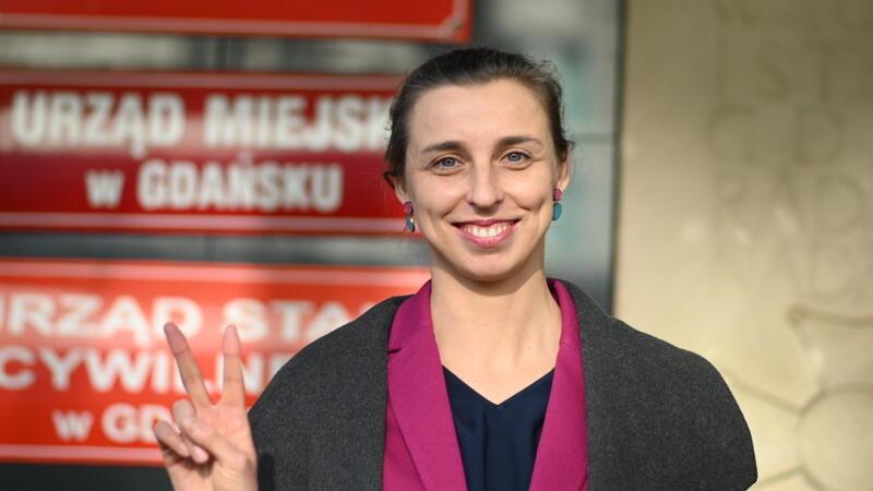 Monika Chabior od 1 grudnia przejmie obowiązki zastępcy prezydent ds. edukacji i usług społecznych