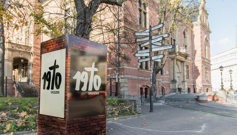 Gdańsk przygotowuje się już także do obchodów Grudnia'70