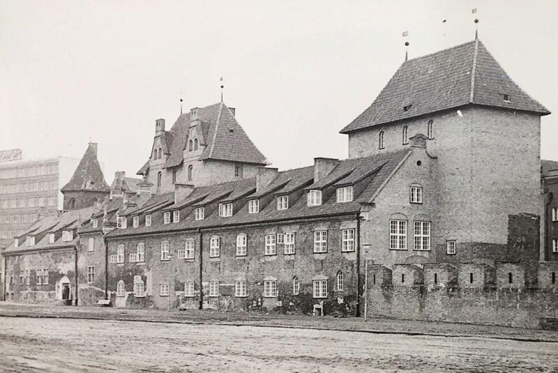 Dom Harcerza w Gdańsku, 1970 r.