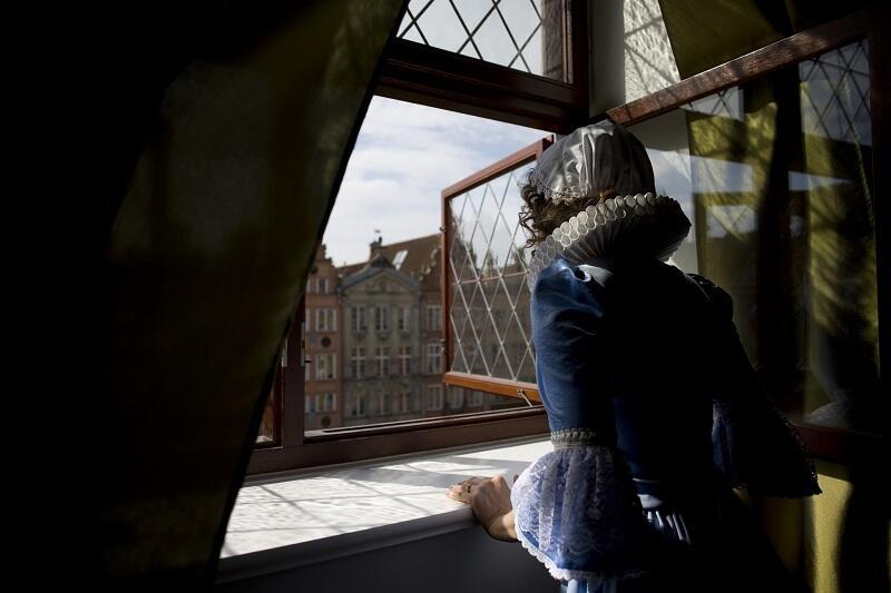 W trakcie lekcji o Panience z okienka dzieci będą mogli m.in. wyjrzeć przez okno pokoiku bohaterki powieści Jadwigi Łuszczewskiej