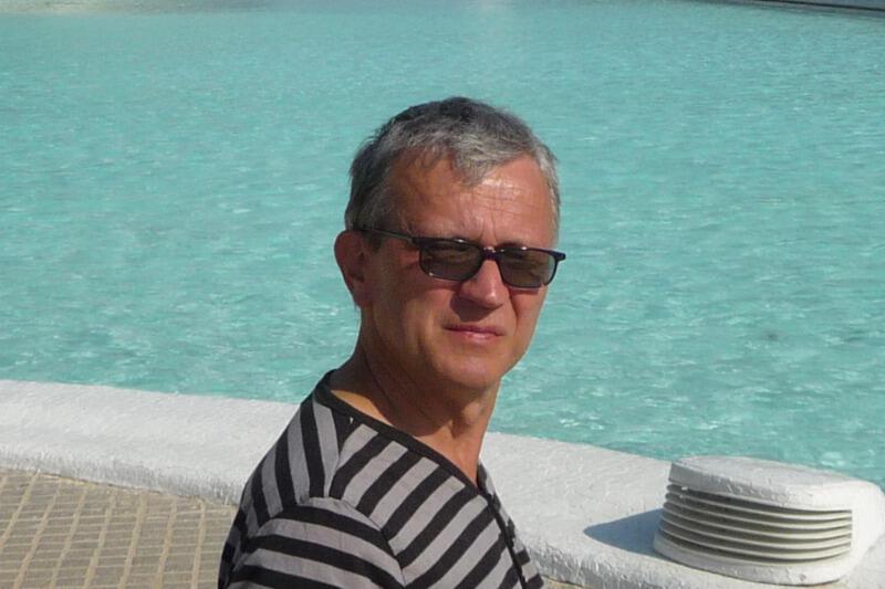 Mirosław Tomaszewski z Gdyni fot. gdansk.pl