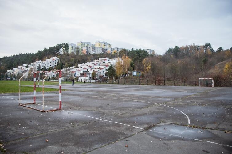 Na boisku przy Szkole Podstawowej nr 38 powstanie miasteczko rowerowe