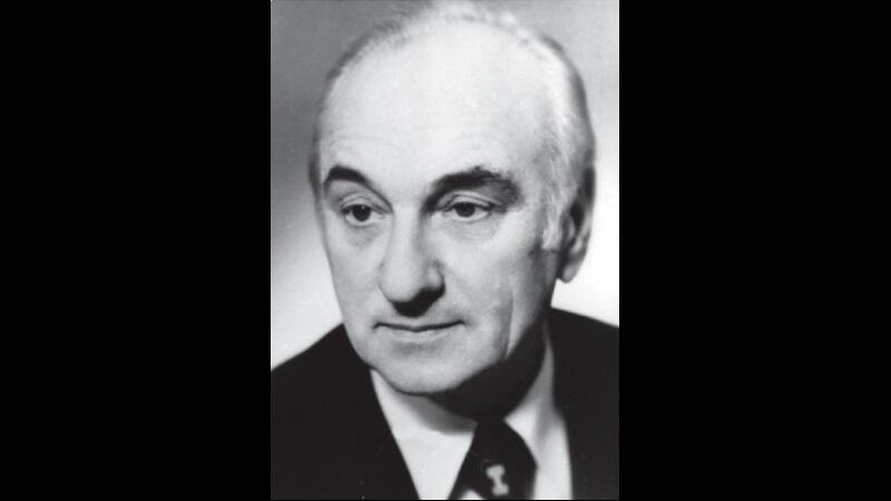 Prof. Antoni Hlavaty (1920 - 2020)