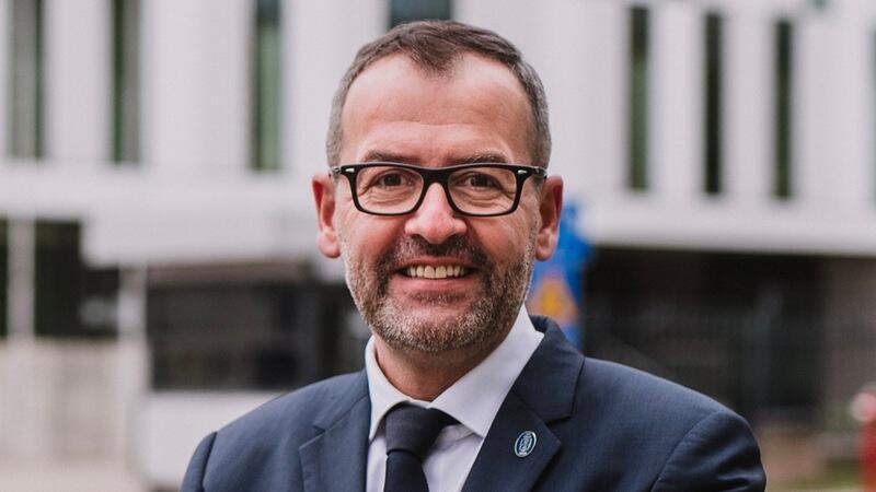 Prof. Piotr Stepnowski nowym rektorem Uniwersytetu Gdańskiego, wybranym 23 listopada 2020 r.
