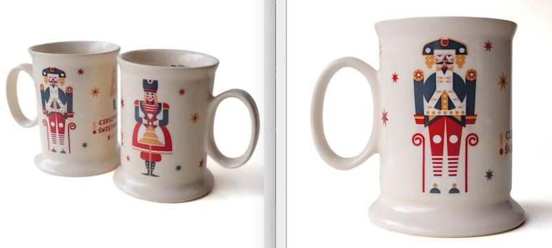 Ceramiczne kubki w nowej odsłonie to propozycja zarówno dla kolekcjonerów, jak i tych, którzy swoim zakupem chcieliby wesprzeć podopiecznych Hospicjum im. ks. Dutkiewicza